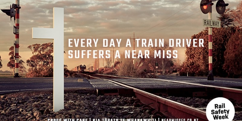 Rail Safety Week: 12-18 August 2019